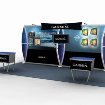 Magellan Hybrid Exhibit Displays